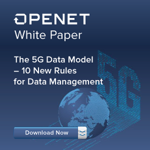 The 5G Data Model - 10 New Rules in Data Management