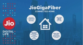 Reliance Jio Launches Home Fiber with Pay TV and Connected Home Services