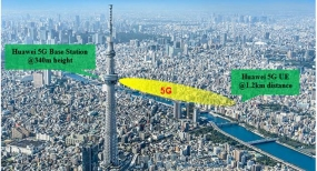 DOCOMO, Huawei Complete Long Distance 5G Field Trial on 28GHz mmWave Spectrum